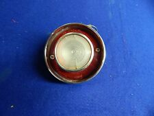 USED 63 Mercury LH Taillight Backup Lamp Bucket Body Assy w/ Lens #C3MY-15501-A