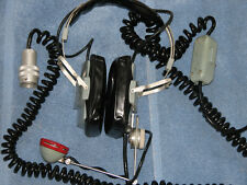 Roanwell Corp. Headset-Microphone with 12' Cord