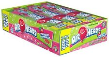 Airheads 2-in-1 Big Bar, Strawberry & Watermelon, 1.5 oz, 24 Ct (3 Pack)