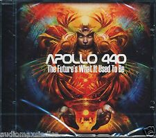 APOLLO 440 The Future's What It Used To Be| NEW | Polish Edition [CD]