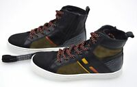 HOGAN REBEL R141 BAMBINO JUNIOR SCARPA SNEAKER CASUAL ART. HXC1410U771E7H0XS1
