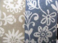 Édredons et couvre-lits lavable en machine bleus