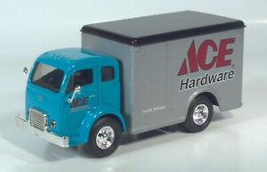 "Ertl 1949 White Tilt Cab Truck 7.5"" Die Cast Scale Model Ace Hardware"