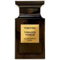 TOM FORD Tobacco Vanille Eau de Parfum 3.4 oz / 100 ml Unisex EDP * AUTHENTIC *
