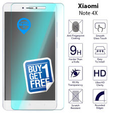 2 X for XIAOMI REDMI Note 4x Tempered Glass Screen Protector Film Premium Clear