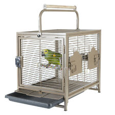 Rainforest Travellor Carry Cage for Small and Medium Parrots e.g. Amazons