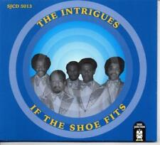 THE INTRIGUES If The Shoe Fits NEW & SEALED 70s SOUL CD (SOUL JUNCTION) MODERN