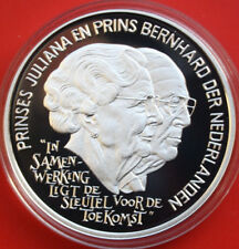 Netherlands-Niederlande: 25 ECU 1994 Silber Proof Coin, #F1838, rare