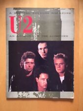U2 'An Anthem For The Eighties' - A Special Edition Magazine 1987 - 36 pages