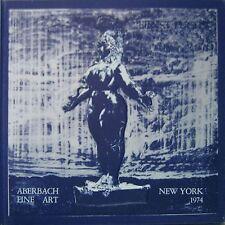 """Ernst Fuchs """"Ausstellungskatalog 1974 Aberbach handsigniert"""