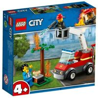 LEGO Barbecue Burn Out City Fire (60212) Building Kit 64 Pcs