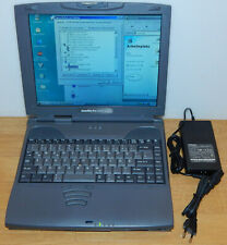 "13"" Laptop Notebook Toshiba Satellite Pro 4270 500MHz 4,5GB 128MB Windows 98 SE"