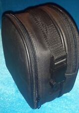 Bose Quiet Comfort Headphone Case Adapters Instructions QC1 Black Carry Case