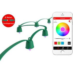 Weihnachtsbaum-Beleuchtung  Mipow  BTL506-GN     RGB N/A