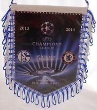 FC Schalke 04 + Wimpel Banner + Chelsea FC + Champions League 2013 (20)