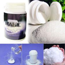 NEW Instant Snow Man-Made Magic Artificial Snow Powder Christmas Decor DIY