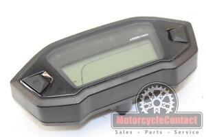 13-15 CBR500R SPEEDO SPEEDOMETER DISPLAY GAUGE GAUGES CLOCK CLUSTER 5.8K MILES