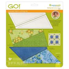 "AccuQuilt GO! Fabric Cutter Cutting Die Blazing Star-12"" Finished  55051"
