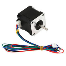 Cnc 18degree Nema17 17a 40mm 2phase 4lead Stepper Motor For 3d Printer D