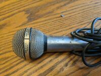 VINTAGE 1960s Shure unisphere a model 585sa dynamic microphone cord rare mic