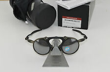 New Oakley Madman Pewter Black Iridium Polarized Sunglasses OO6019-02