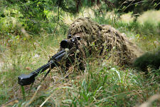 3D Desert Camouflage Ghillie Suit YOWIE SNIPER Tactical Camo Suit for Hunting