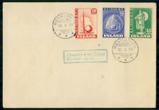 Mayfairstamps Iceland 1939 NeW York Worlds Fair Set Cover wwk83351