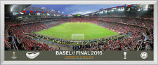 2016 UEFA Europa League Finale gerahmt Panorama Match