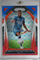 2020-21 Panini Prizm Premier League Ainsley Maitland-Niles Red White Blue #36