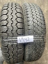 2 X 155 R13   M+S Used 7/7mm Radial + Semperit  (1942 ) Free Fitting Available