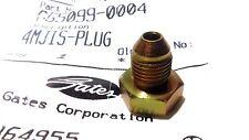 (QTY 10) Gates 4MJIS-PLUG, G65099-0004 Male Japanese Industrial Standard Plug