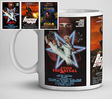 Sho Kosugi Ninja movie trio mug
