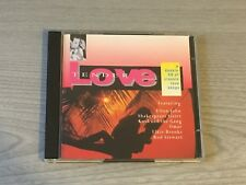 * Tender Love Music CD Various Artists Love Songs Romantic 2 Discs