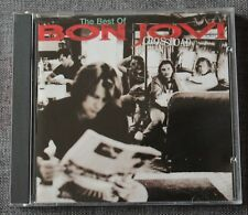 Bon Jovi, cross road - the best of, CD