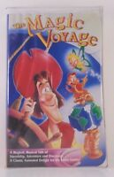 The Magic Voyage (VHS, 1994, Clamshell)