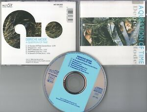 Depeche Mode  CD-SINGLE  A QUESTION OF TIME  ©  1986