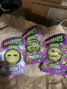 Madballs Sealed 2016 Lot Of 3 #2
