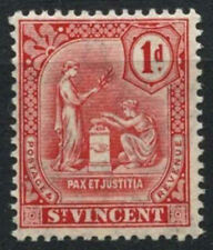 St Vincent and Grenadines Postage Stamps
