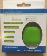 Anti lost anti theft bluetooth dispositif d'alarme key finder tracker gps couleur vert
