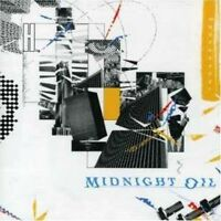 MIDNIGHT OIL - 10, 9, 8, 7, 6, 5, 4, 3, 2, 1 USED - VERY GOOD CD
