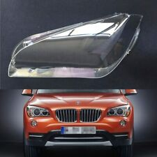 For BMW X1 E84 2010~2015 Car Headlight Headlamp Clear Lens Auto Shell Cover