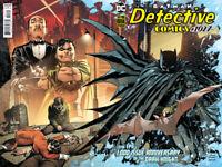 Detective Comics (2016) DC - #1027, Anniversary Issue, Andy Kubert CVR, NM