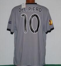 maglia juventus del piero nike 2009 2010 XXL away Europa League Jersey