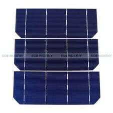 "40pcs 6""x2"" 70W DIY Mono Solar Cell Kit for Cellphone Battery Charging Outdoor"
