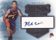 2005-06 SP Signature Edition Scripts for Success #ME Monta Ellis RC AUTO #/200