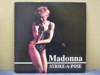 "MADONNA - STRIKE-A-POSE - 2 LP - 33 GIRI - VG+/MINT ""RARE PROMOTIONAL"""