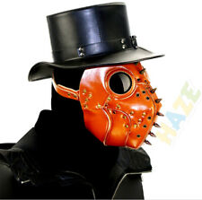 Steampunk Plague Doctor Masks Halloween Cosplay Mask Party Props Unisex Gifts
