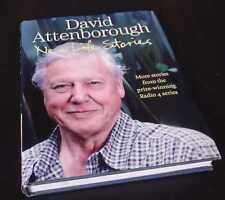 David Attenborough: New Life Stories. Hardcover. Collins, 2011.