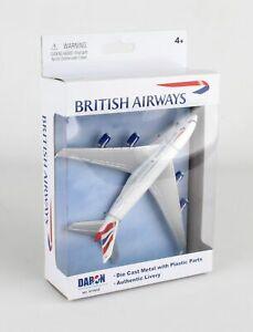 Daron - British Airways A380 Single Plane (BBRT6008)