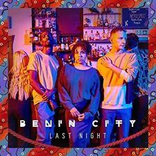 BENIN CITY - LAST NIGHT   CD NEU
